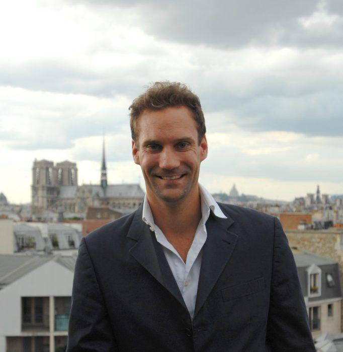 François Bergerault, co-fondateur et DG de l'Atelier des chefs