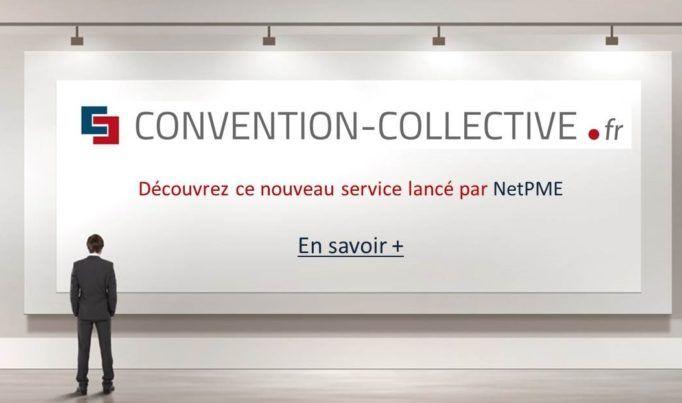 Lancement du site www.convention-collective.fr