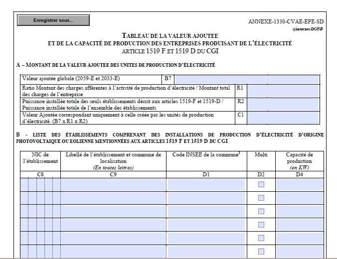 CVAE : l'administration accorde un délai supplémentaire pour la télédéclaration 2011