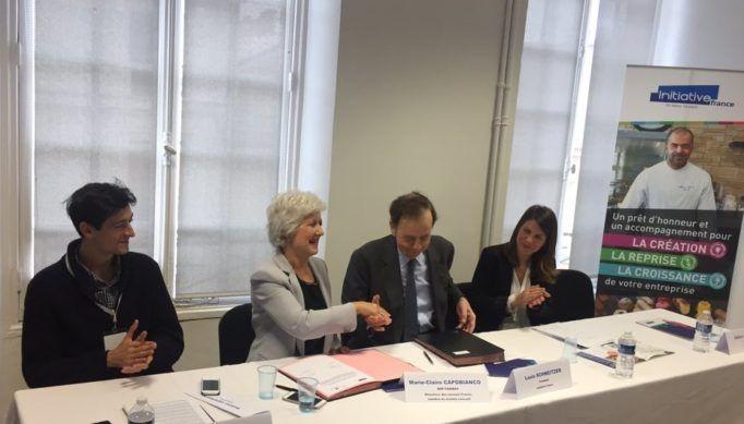 Initiative France et BNP Paribas renouvellent leur engagement pour créer une « Start-up Nation »