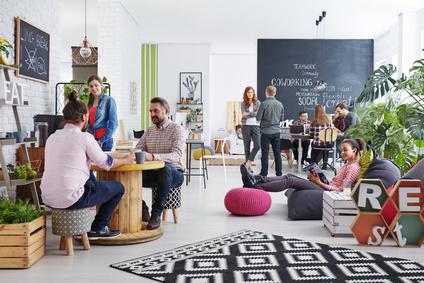 Intégrer un réseau de coworking : un argument décisif  pour recruter de jeunes talents
