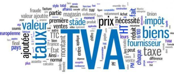 Taux de TVA