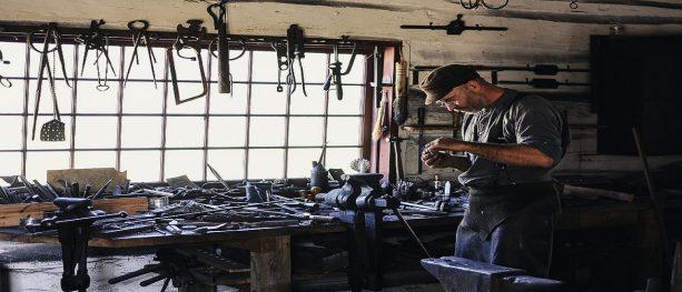 Création d'entreprise artisanale : formes juridiques utilisées et formalités