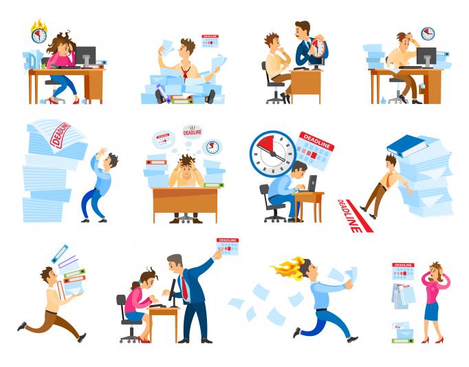 Temps de travail dans les TPE : des salariés à temps « plus que complet »