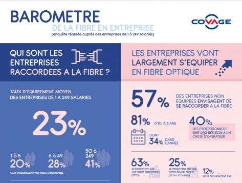 infographie Covage ifop fibre optique netpme.fr