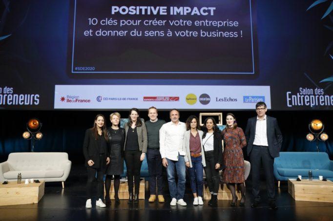 Impact positif : les entrepreneurs donnent du sens à leur business