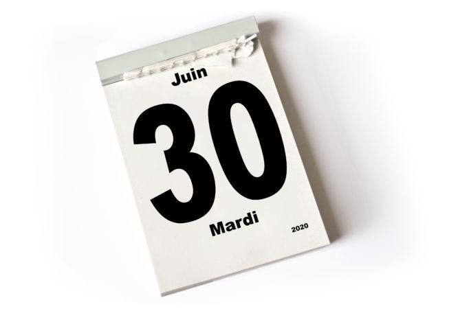 [Coronavirus] Dépôt des «liasses fiscales»: les échéances de mai sont décalées au 30 juin
