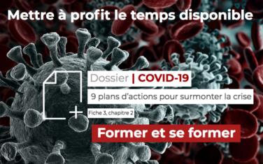 [Dossier Covid-19] Former et se former
