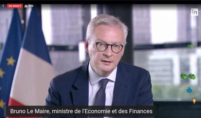« Les aides vont continuer mais nous ne pouvons pas vivre avec une économie sous perfusion »
