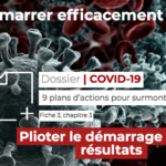 [Dossier Covid-19] Piloter le démarrage et les résultats