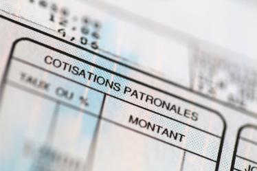 Les cotisations patronales à échéance du mois de juillet peuvent être reportées