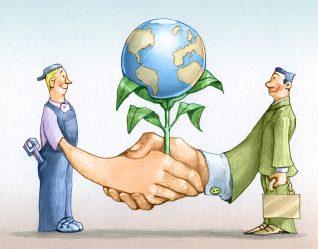Économie sociale et solidaire (ESS) : une aide de 8 000 € pour les TPE