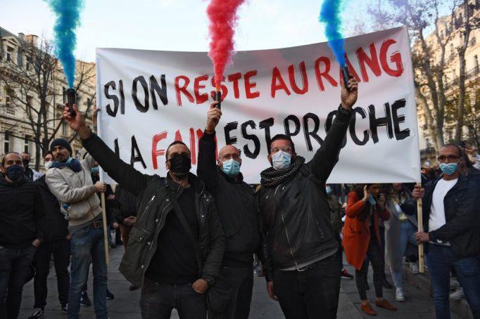 Les restaurateurs divisés entre résignation et révolution
