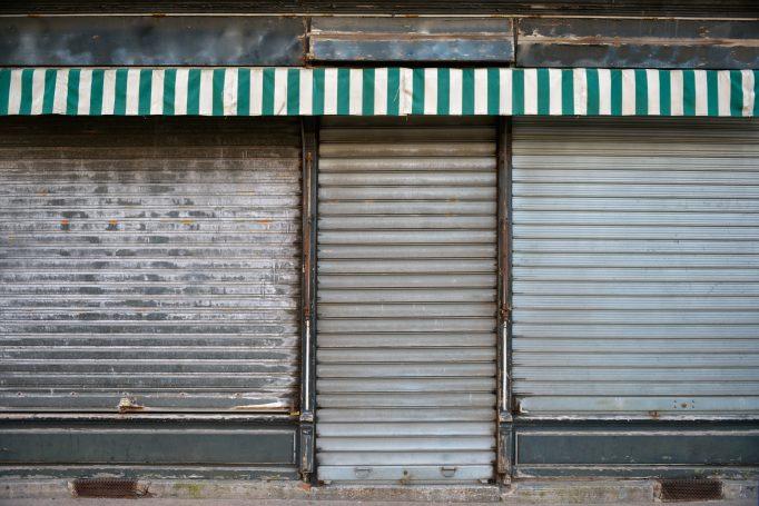 Reconfinement: les commerces fermés bénéficieront d'un fonds de solidarité renforcé
