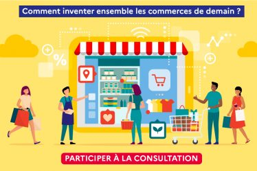 Assises du commerce : la consultation citoyenne « Nos commerces de demain » est ouverte